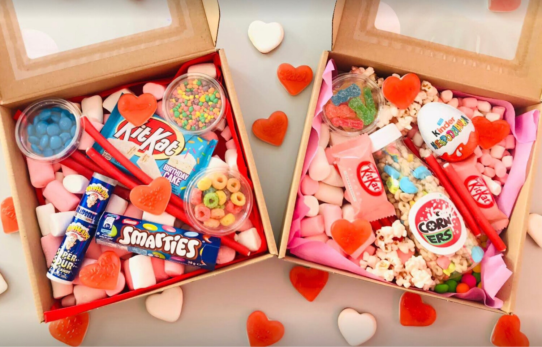 ❤️WALENTYNKOWY Grazing LOVE BOX 💗🎁