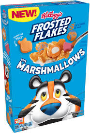 🍀MARSHMALLOW FROSTED FLAKES (JAK Lucky Charms)🌈🐯