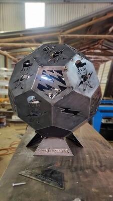 Geo Fire Ball