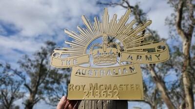 AUSTRALIA ARMY LOGO