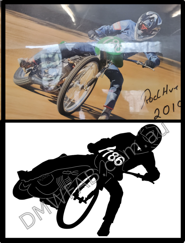 Custom Vector Graphic or Project & Parts