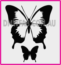 FREE Butterfly SVG PNG DXF