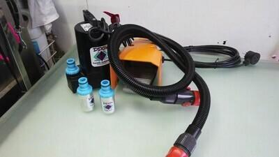 DDG's Portable Hydrobath Systems