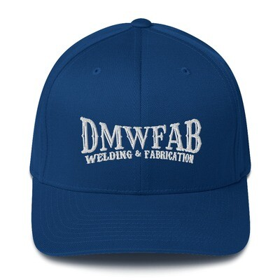 DMWFAB Structured Twill Cap