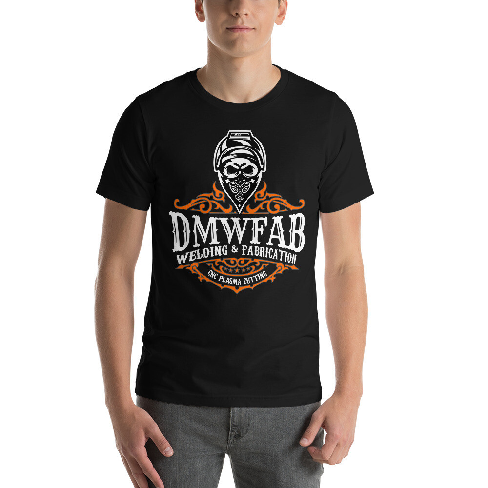 DMWFAB Short-Sleeve Unisex T-Shirt