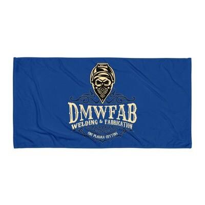 Towel (Blue Logo)