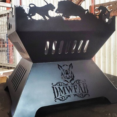 PIG DOG HUNTING Fire-Pit