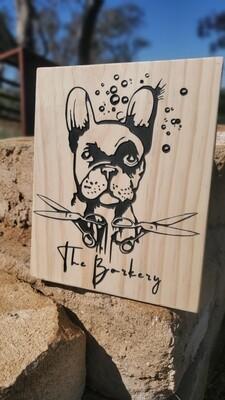 Custom Wood Sign