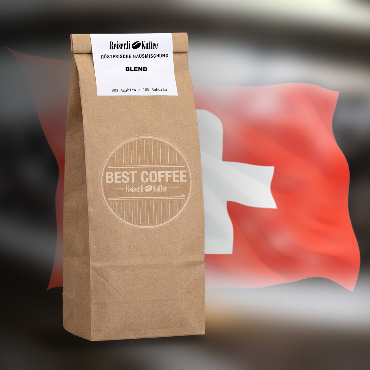 Reiser.li BLEND CAFE CREMA