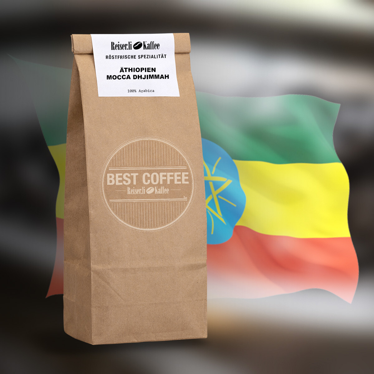 Äthiopien MOCCA DJIMMAH (200gr)