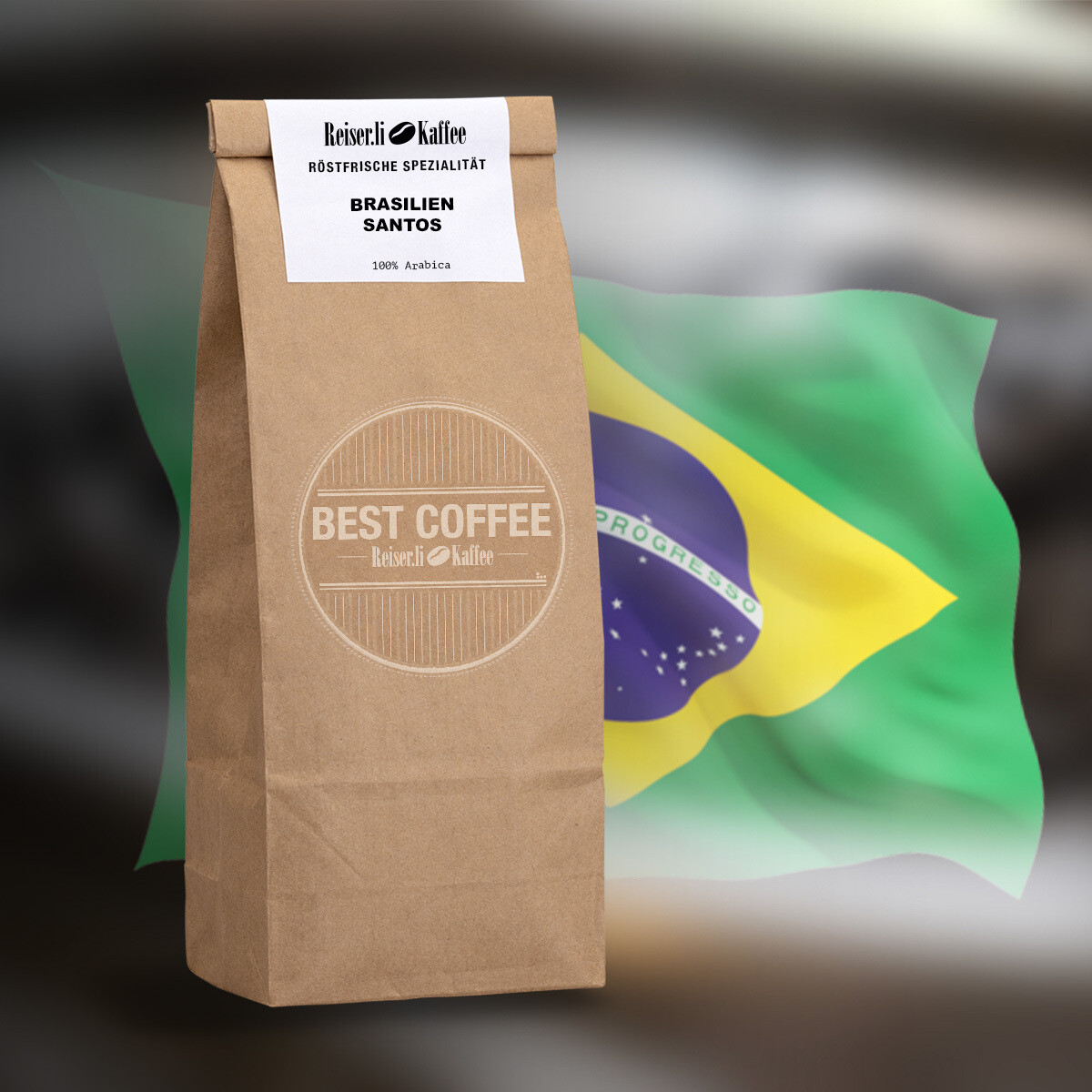 Brasilien SANTOS STRICTLY SOFT FINE CUP