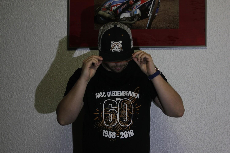 60 Jahre MSC Diedenbergen - Jubiläums T-Shirt