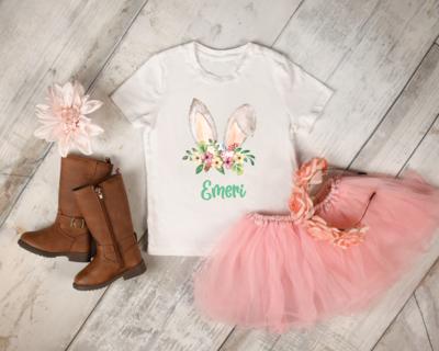 Watercolor Easter Shirt