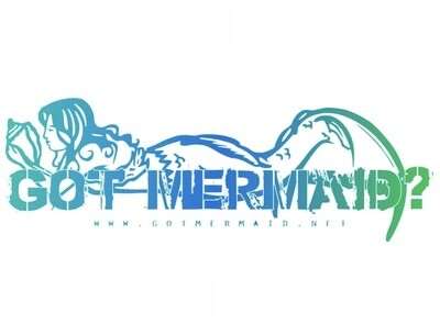 Mermaid Lanai Vinyl Sticker