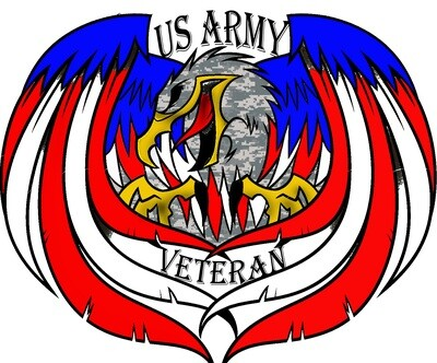 US Army Veteran T-shirt