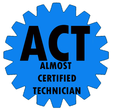 Almost Certified Technician