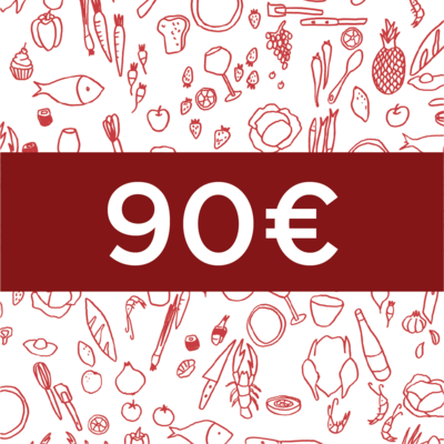 Bon Cadeau Ateliers Gastronomique