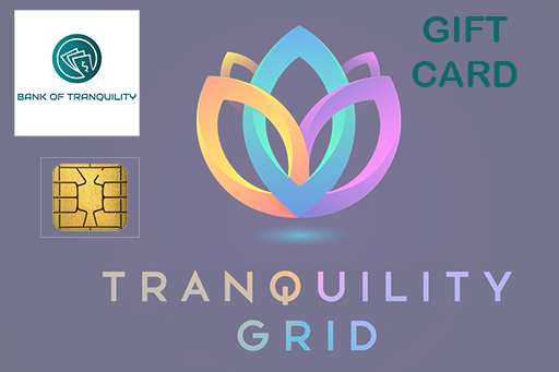 Tranquility Gift Card