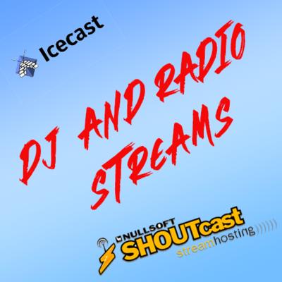DJ/Radio Stream with 50 listeners