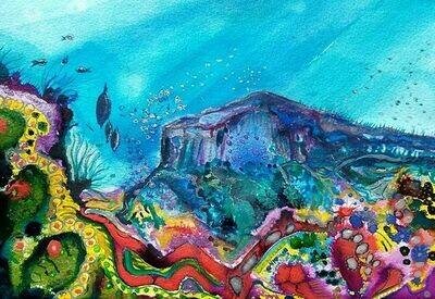 Undersea Seascape