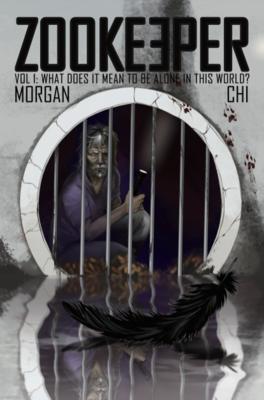 Zookeeper Graphic Novel by Benjamin Morgan