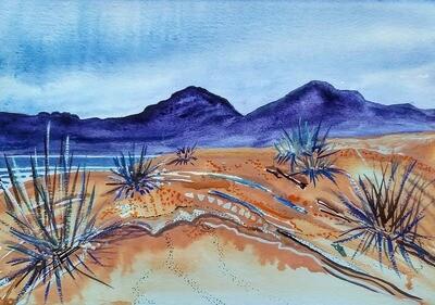 Dunes and Jura