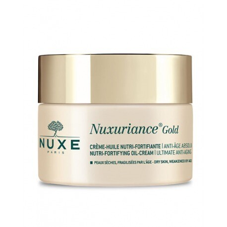 Nuxuriance Gold. Crema aceite nutri-fortificante 50ml