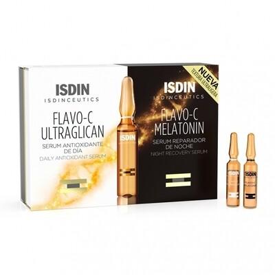IsdinceuticsFlavo-C Melatonin & Ultraglican