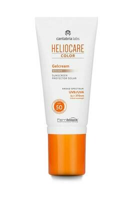 HELIOCARE Color Gelcream SPF 50