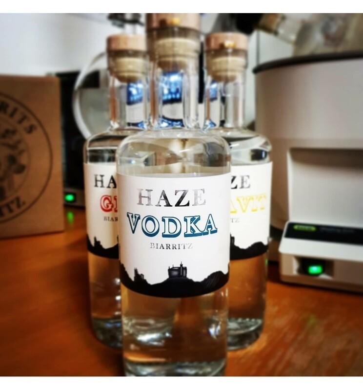 Haze Vodka