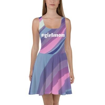 #girlmom Skater Dress