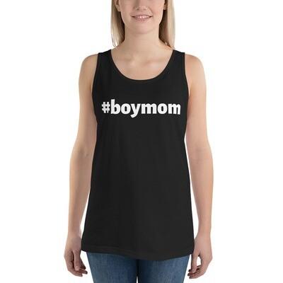 #boymom tank top
