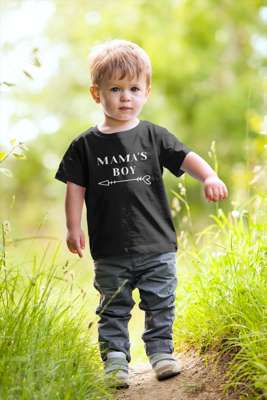 Mama's boy - Toddler