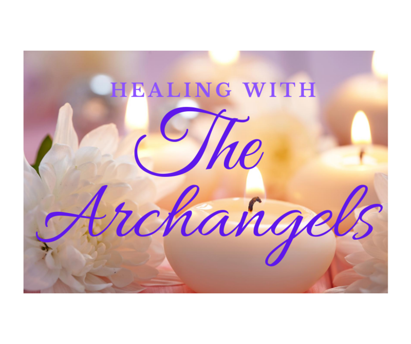 Healing with the three Archangels. On line class.