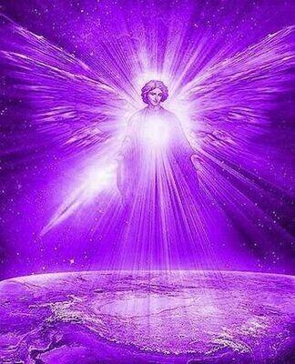 Aprenda a usar la LLama Violeta de Transmutación!