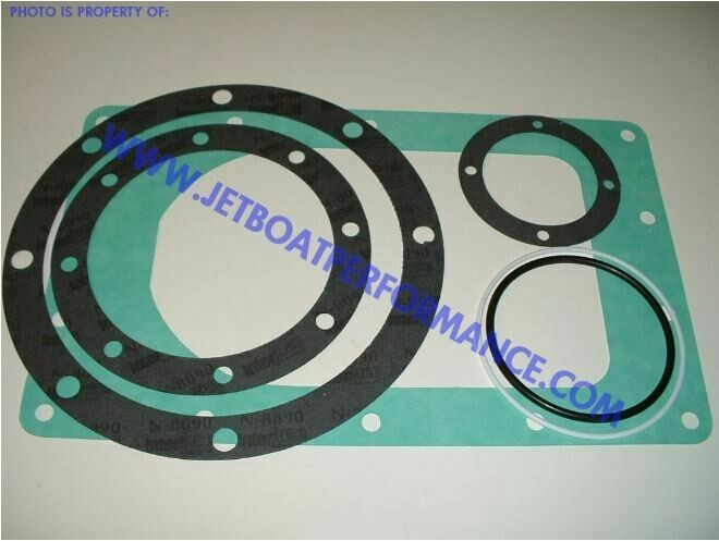Berkeley Jet Drive Gasket Kit