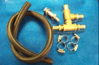 Jet Boat Inlet Pressure Bypass kit