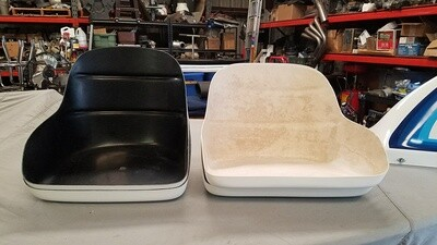 20 inch Fiberglass Bucket seats by Jet Boat Performance