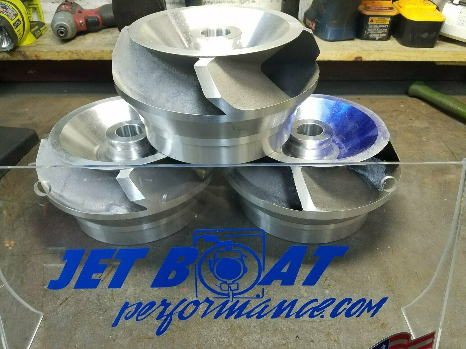 Jet Drive Impellers by Jet Boat Performance