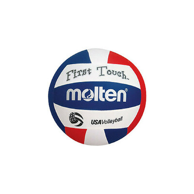 First Touch Volleyball