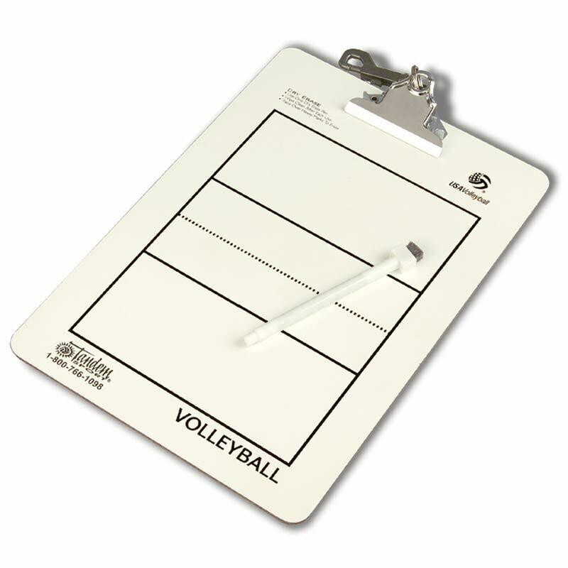 Tandem Dry Erase Clip Board
