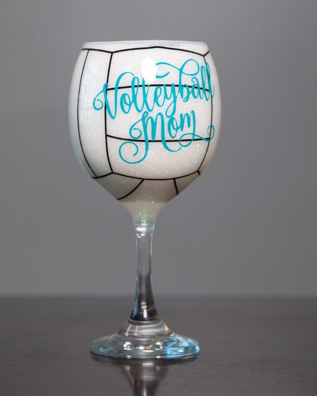 VB Wine Glass