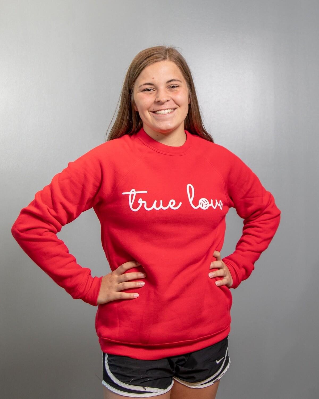 True Love Crew Neck