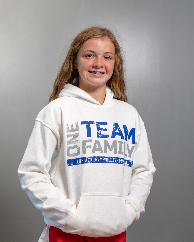 One Team Hooded Sweatshirt