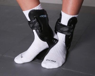 Ultra Ankle Hi-5 (blue)