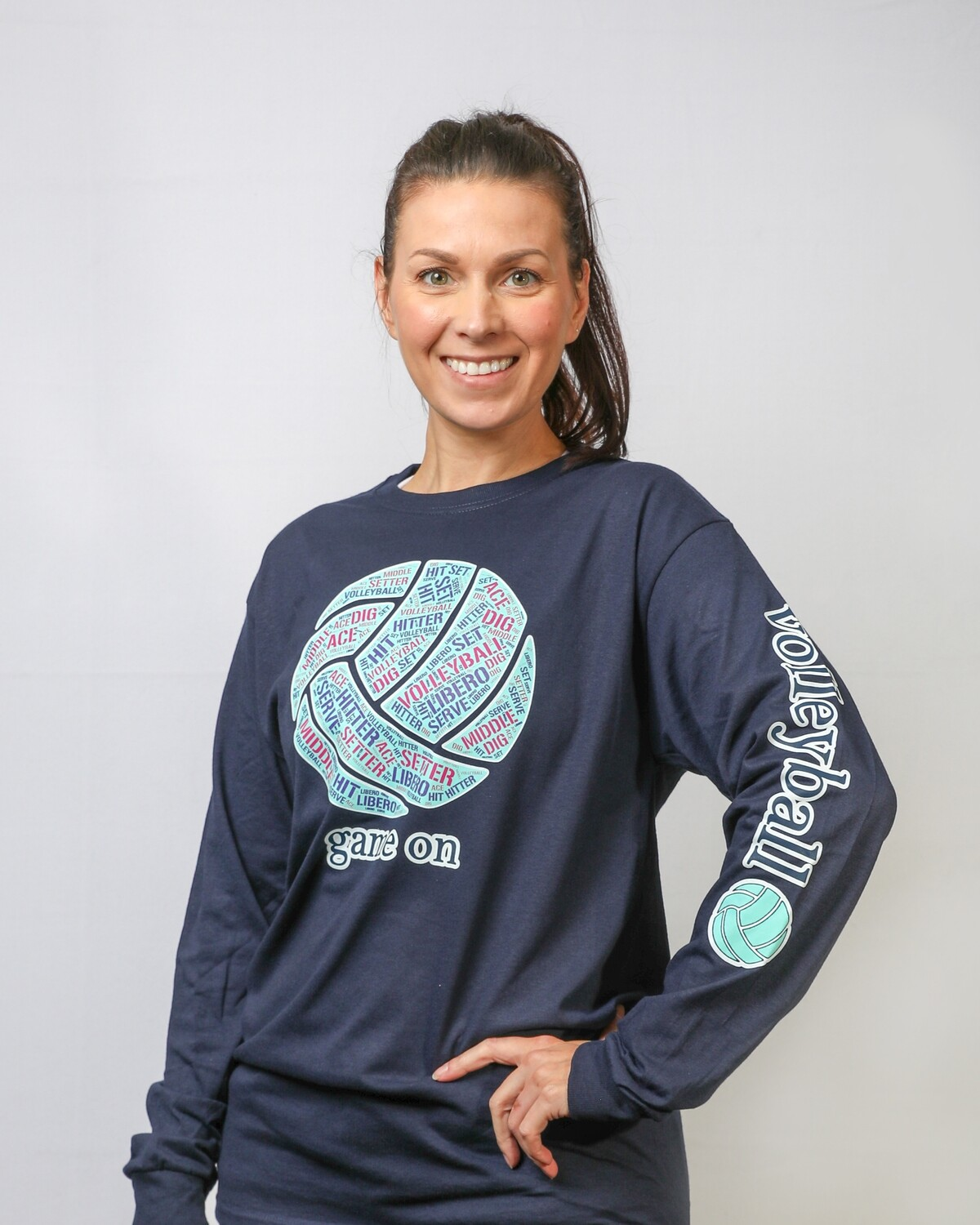Game On Long Sleeve