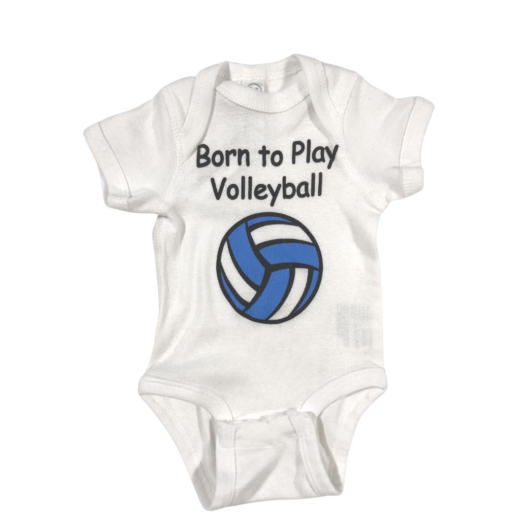 Born to Play Onesie