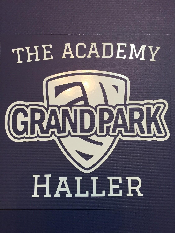 Academy Decal
