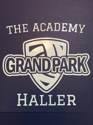 Academy Decal