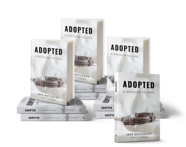 Adopted: A Decision to Love - 10 pack (15% discount)